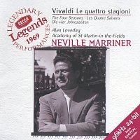 Alan Loveday, Academy of St. Martin in the Fields, Sir Neville Marriner – Vivaldi: The Four Seasons, etc.