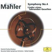 Elsie Morison, Dietrich Fischer-Dieskau, Rudolf Koeckert, Rafael Kubelík – Mahler: Symphony No. 4, Lieder eines fahrenden Gesellen