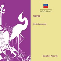 Salvatore Accardo, I Musici, English Chamber Orchestra – Tartini: Violin Concertos