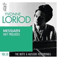Yvonne Loriod – Messiaen: Huit préludes
