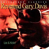 Reverend Gary Davis – Live and Kickin'