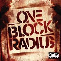 Přední strana obalu CD One Block Radius