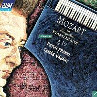 Péter Frankl, Tamás Vásáry – Mozart: The Complete Piano Duets Vol. 1