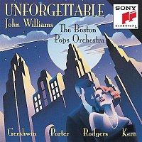 John Williams, Boston Pops Orchestra, Jerome Kern – Unforgettable