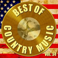 Přední strana obalu CD Best of Country Music Vol. 34
