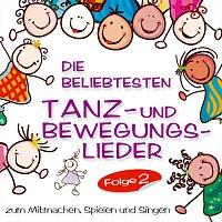 Jeanette, eddy – Die 21 beliebtesten Tanz- und Bewegungslieder - Folge 2 (with Den Sing & Move Kids)