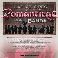 Přední strana obalu CD Las Mejores Románticas Con Banda