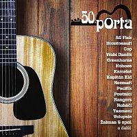 Přední strana obalu CD Porta 50 let