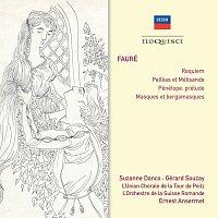 Suzanne Danco, Gérard Souzay, L'Orchestre de la Suisse Romande, Ernest Ansermet – Fauré: Requiem; Pelléas et Mélisande; Masques et Bergamasques