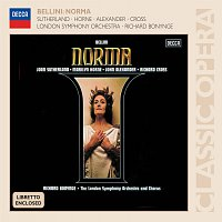 Dame Joan Sutherland, Marilyn Horne, John Alexander, London Symphony Orchestra – Bellini: Norma