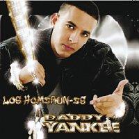 Přední strana obalu CD Los Homerun-es