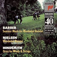 Theresa Tunnicliff, Todd Phillips – Chamber Music of Barber, Nielsen & Hindemith