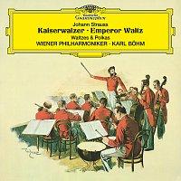 Wiener Philharmoniker, Karl Bohm – Johann Strauss: Kaiserwalzer; Emperor Waltz; Walzer und Polkas