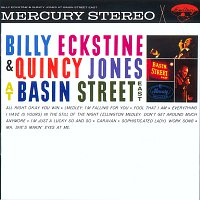 Billy Eckstine, Quincy Jones – At Basin Street East