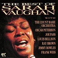 Sarah Vaughan – Best Of Sarah Vaughan – CD