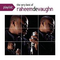 Raheem DeVaughn – Playlist: The Very Best Of Raheem DeVaughn