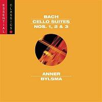 Anner Bylsma, Johann Sebastian Bach – Bach: Cello Suites Nos. 1, 2 & 3 (Vol. 1)