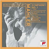 "Leonard Bernstein, New York Philharmonic – Mahler:  Symphony No. 1 in D Major ""Titan""; Adagio from Symphony No. 10"
