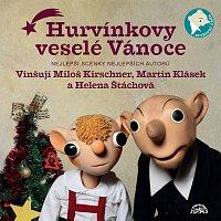 Přední strana obalu CD Hurvínkovy veselé Vánoce