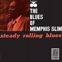 Přední strana obalu CD Steady Rollin' Blues