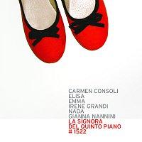 Přední strana obalu CD La Signora Del Quinto Piano # 1522