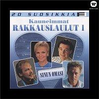 Various Artists.. – 20 suosikkia / Kauneimmat rakkauslaulut / Sinun omasi