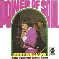 Přední strana obalu CD Power Of Soul