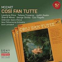 Erich Leinsdorf, Tatiana Troyanos, Wolfgang Amadeus Mozart – Mozart: Cosi fan tutte