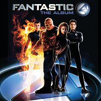 Různí interpreti – Fantastic 4 - The Album