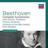 Thomas Zehetmair, Orchestra Of The 18th Century, Frans Bruggen – Beethoven: Complete Symphonies; Violin Concerto; Prometheus
