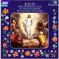 The Sarum Consort, Robert Quinney, Andrew Mackay – Bach: The 6 Motets, BWV 225-30; Jesu, Meine Freude (Fantasia)