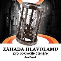 Přední strana obalu CD Záhada hlavolamu pro pokročilé čtenáře