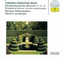 Přední strana obalu CD Bach, J.S.: Brandenburg Concertos Nos.4, 5 & 6