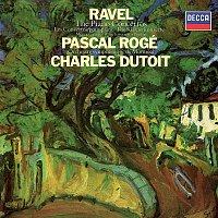 Pascal Rogé, Orchestre Symphonique de Montréal, Charles Dutoit – Ravel: Piano Concertos; Une barque sur l'océan; Fanfare; Menuet antique