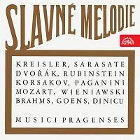 Musici Pragenses – Slavné melodie v úpravě Libora Hlaváčka