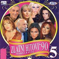 Různí interpreti – Zlatni hitovi '90 Vol.5 - Marina i Futa