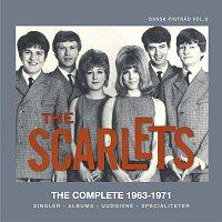 Přední strana obalu CD The Scarlets / 986 888 6
