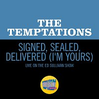 The Temptations – Signed, Sealed, Delivered (I'm Yours) [Live On The Ed Sullivan Show, January 31, 1971]