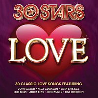 Various  Artists – 30 Stars: Love