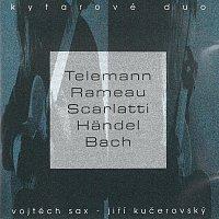 Jiří Kučerovský – Telemann, Rameau, Scarlatti, Händel, Bach