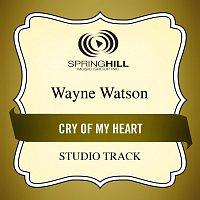 Wayne Watson – Cry Of My Heart