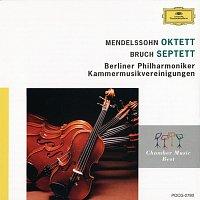 Berlin Philharmonic Octet, Brandis Quartett, Westphal-Quartett – Mendelssohn: Octet, Op.20 / Bruch: Septet