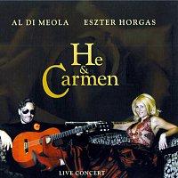 Al Di Meola, Eszter Horgas – He & Carmen