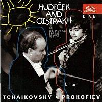 Přední strana obalu CD Prokofjev: Romeo a Julie, Čajkovskij: Koncert pro housle D dur,