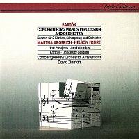 David Zinman, Martha Argerich, Nelson Freire, Royal Concertgebouw Orchestra – Bartók: Concerto For 2 Pianos, Percussion & Orchestra / Kodály: Dances Of Galánta