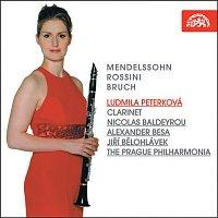 Pražská komorní filharmonie/Jiří Bělohlávek – Mendelssohn-Bartholdy / Rossini / Bruch : Skladby pro klarinet a orchestr