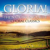 Přední strana obalu CD Gloria!