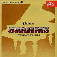 Hans Petermandl – Brahms: Variace