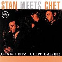 Přední strana obalu CD Stan Meets Chet