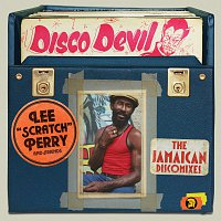 Přední strana obalu CD Lee 'Scratch' Perry And Friends: Disco Devil - The Jamaican Discomixes